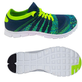 Tenis Con Casquillo Para Mujer Color Primario Verde - Zapatos en ... 5adc01b6cbb71