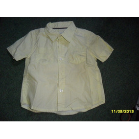 Zara Kids Camisa Niño De 6 A 9 Meses