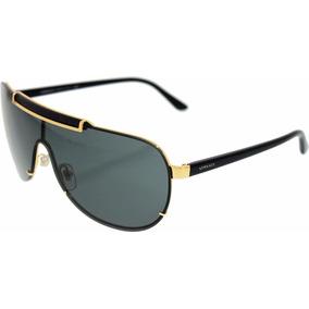 df99e8fc93 Lentes Gafas De Sol Versace Ve2140 Metal Unisex Fotos Reales