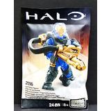 Unsc Flame Marine Halo Mega Bloks Sdcc 2016 Ex Legacyts
