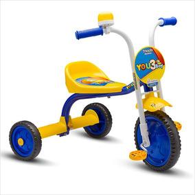 Triciclo Infantil Menino You 3 Boy Nathor Masculino