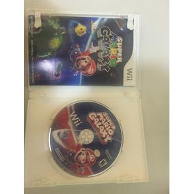 Super Mario Galaxy Wii / Wii U - Original - Americano