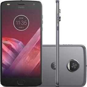 Smartphone Motorola Moto Z2 Play Power Edition Tela 5.5