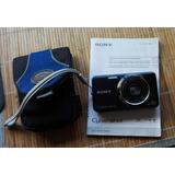 Cámara Fotográfica Sony Cyber-shot. 16.1 Megapixel