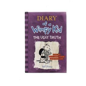 Coleccion de 8 libros the diary of a wimpy kid en mercado libre mxico jeff kinney diary of a wimpy kid the ugly truth solutioingenieria Gallery