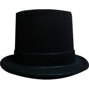 5fbe0b0e4b858 10 Sombreros Copa Negros Fiesta Eventos Tipo Mago Alto Show