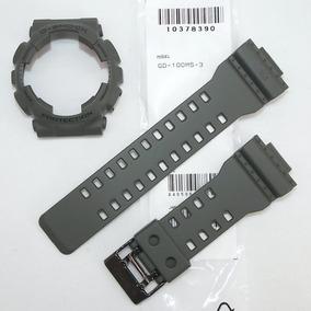 1790702d3eb Relogio Casio G Shock G 1400 Verde Ou Laranja Masculino - Relógio ...