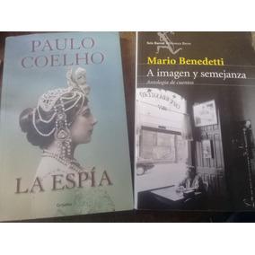 Libro La Espìa Paulo Coelho