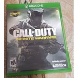 Call Of Duty Infinite Warfare Xbox One Usado Envio Gratis
