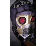 Starlord Mascara Guardians Of The Galaxy Cosplay