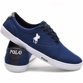 Tenis Sapatenis Masculino Polo Plus Envio Imediato Original
