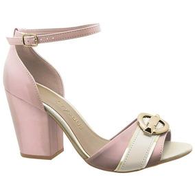 754cd64941 Sapato Crysalis Numero 33 Rasteirinhas - Sapatos no Mercado Livre Brasil