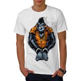 Remera Prisión Gorila Del Mono