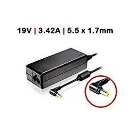 Fuente Cargador Liteon 19v 3,42a Acer Gateway Aspire One