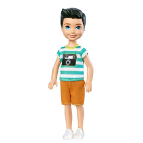 Barbie Family Club Chelsea Niño (photo Top) Dwj33-dyt90