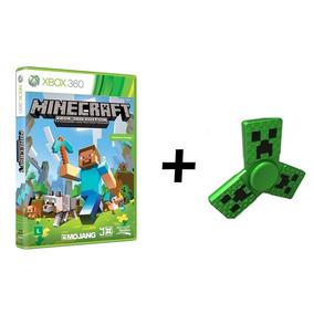 Minecraft Xbox 360 Edition - Xbox 360 - Novo + Hand Spinner