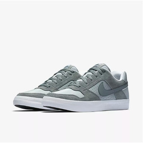 Zapatillas Nike Sb Delta Force Vulc Grey