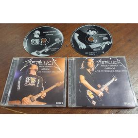 Metallica Argentinian Garage Buenos Aires 1999 2cd Megadeth