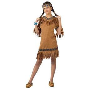 Chamarra Indio Americano Disfraces Para Ninos En Mercado Libre Mexico - Disfraz-india-americana