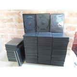 92 Cajas P/ Dvd Cd Mp3 Juegos Pc ( D17)