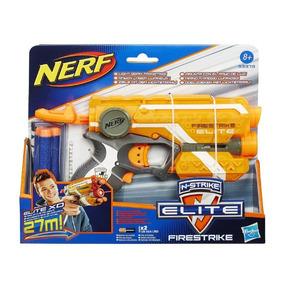 Pistola Lanzador Nerf N-strike Elite Firestrike - Hasbro