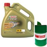 Aceite Sintetico Castrol Edge 5w30 4 Litros - Regalo - Nolin