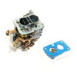 Carburador Adaptable Fiat Uno 1.3 2 Bocas Weber 460