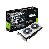 Tarjeta Video Asus Geforce Gtx 1050ti Dual B 4gb Ddr5