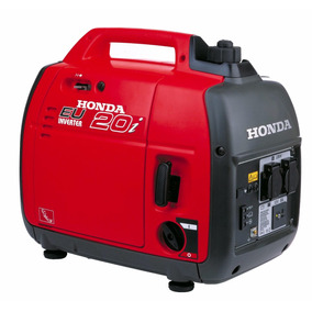 Generador Honda Inverter Eu 20i Insonorizado