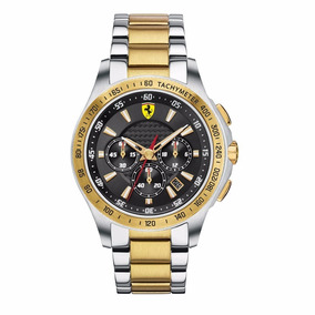 9e61761b6fa Relógio Ferrari Scuderia Black Chronograph 270027168 - Relógios no ...