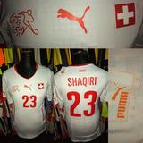 Camiseta De Suiza Alternativa