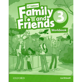 Family And Friends 3 / Workbook - 2nd Edition - Oxford