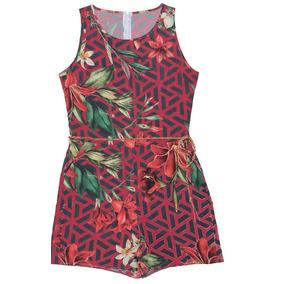 51ea3c06e2 Lella Girls Macaquinho - Camisetas para Masculino no Mercado Livre ...
