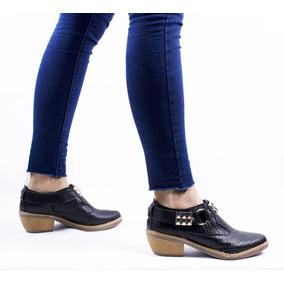 Zapatos Mujer Con Plataforma Baja Nuevos Otoño Invierno 2018