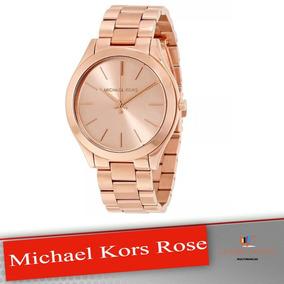 Relógio Michael Kors Mk3197 - Relógios De Pulso no Mercado Livre Brasil fbc34745c6