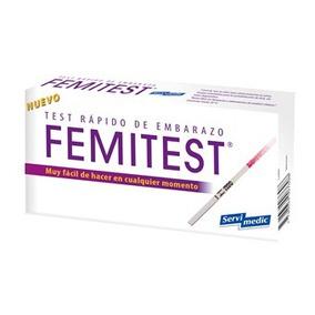 Test De Embarazo - Femitest