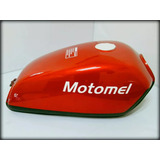 Tanque Nafta Combustible Motomel Ml - Cafe Racer