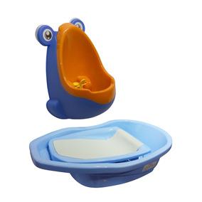 Combo Bañera Para Bebés Avanti Aqua 28 Lts + Mingitorio