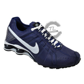 Tênis Nike Shox Junior 4 Molas Original Masculino Promoção