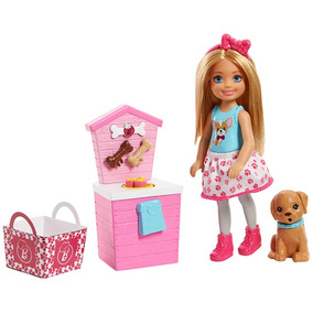 Barbie Entertainment Chelsea Stand De Bocadillos Fhp67