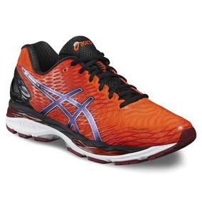 Tenis Asics Gel Nimbus 18 Correr Running Training Kayano