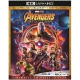 4k Blu-ray : Avengers: Infinity War (with Blu-ray, 4k Ma...