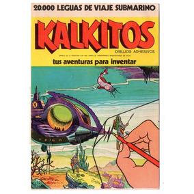 Kalkitos 20.000 Leguas De Viaje Submarino, Usado