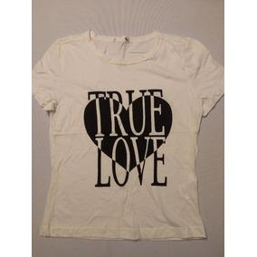 Blusa Feminina True Love Ref.67d! Queima D Estoque