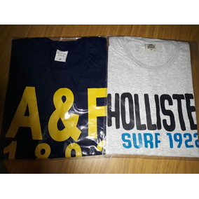 Remeras Penguin, Abercrombie, Hollister