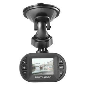 Câmera Filmadora Carro Hd1080 Visão Noturna Au013 Multilaser