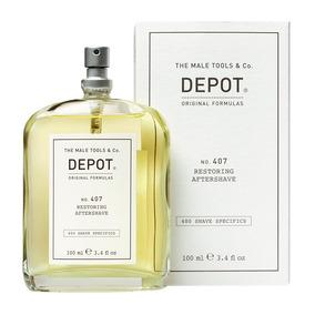 Loción Aftershave Depot No.407 100ml Tonificante Refrescante