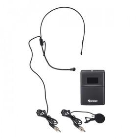 Sistema Profesional De 4 Microfonos Inalambricos Steren