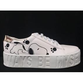 Tenis Snoopy
