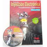 Libro Curso De Inyección Electrónica Automotriz + Cd